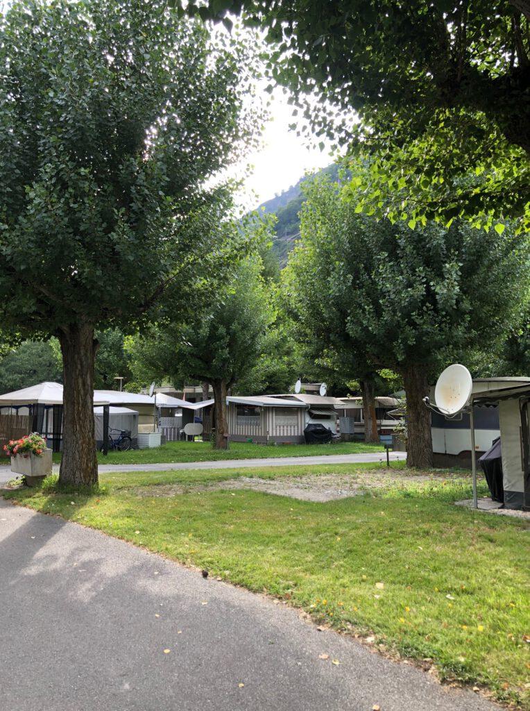 Camping Brigerbad - I Love Camping