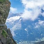 Grindelwald First Cliff Walk Start