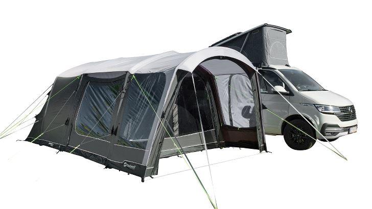Vorzelt für den Campingbus - Jonesville 440 Seite - I Love Camping